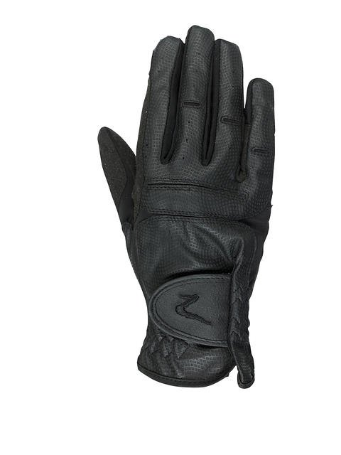 LEATHER BACK GLOVES
