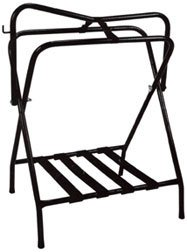 FLOOR SADDLE RACK